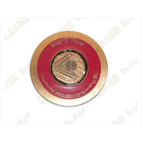 "Geocoin ""Historic - Stater of Treveri"""