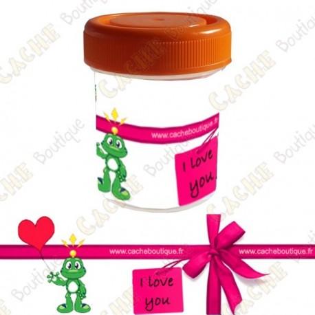 """Mini Gift-Pack """"I love you"""""""