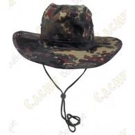 "Chapeau ""Brousse"" - Camouflage Jungle"