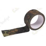 Adhésif de camouflage (qualité tissu) pour camoufler vos cache containers .