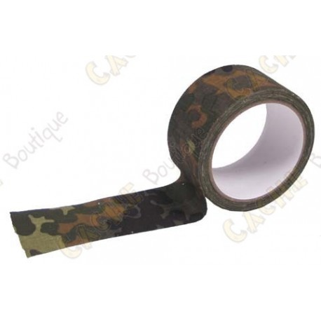 Amplia camuflaje adhesiva - Selva