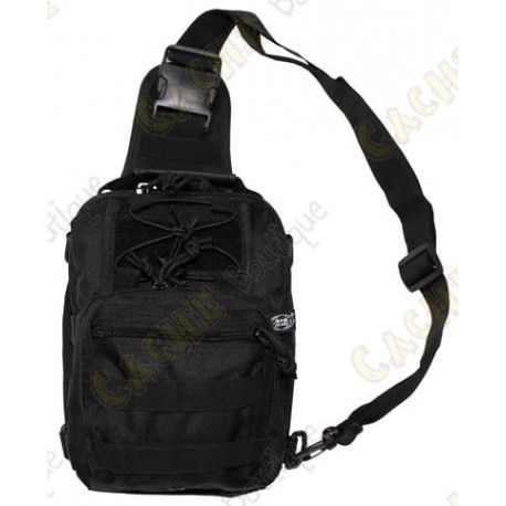 "Shoulder Bag ""Molle"" - Black"