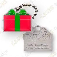 Traveler Dom - Vermelho e verde
