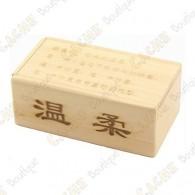 "Cache madera ""Caja secreta"" V2"
