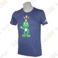 Um t -shirt confortável para o geocacher !