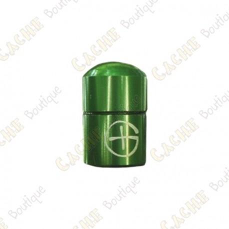 "Magnetic Nano Cache ""Geo"" - Green"