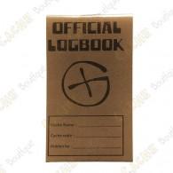 """Little logbook """"Official Logbook"""" - Rite in the Rain"""