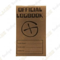 "Pequeño logbook ""Official Logbook"" - Rite in the Rain"