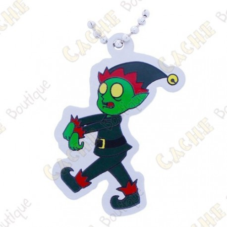 """Traveler """"Jingles the Zombie Elf"""""""