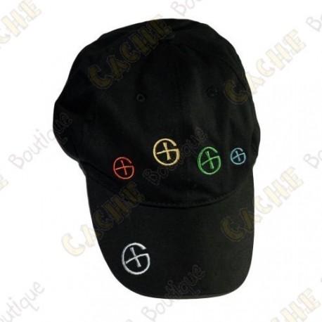 "Cap ""Color Logo"" - Black"