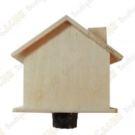 "Cache ""Birdhouse"" - Wood"