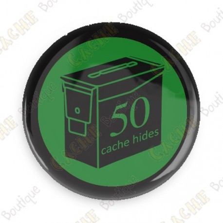 Geo Score Crachá - 50 Hides