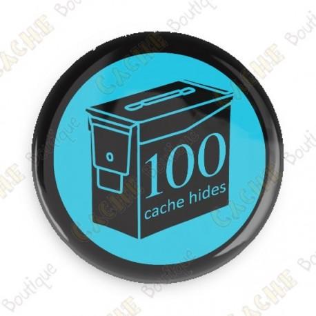 Geo Score Crachá - 100 Hides