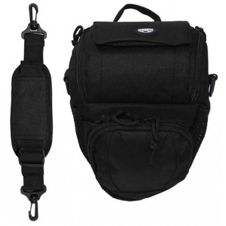"Shoulder Bag ""Skout"" - Black"
