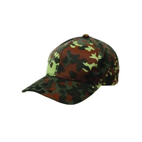 Camouflage cap - Jungle