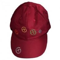 """Casquette """"Color Logo"""" - Rouge"""