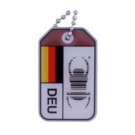 """Travel Bug """"Origins"""" - Alemania"""