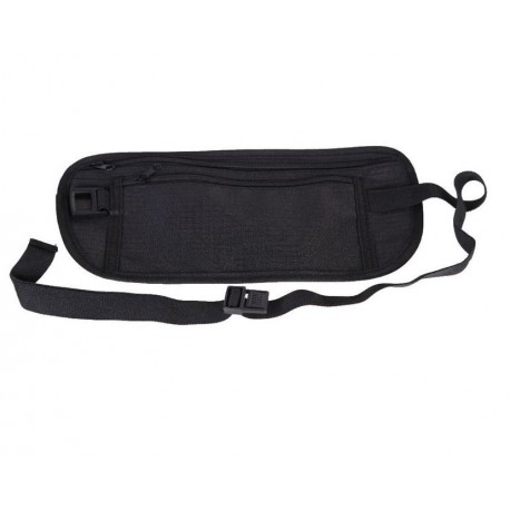 Ultra compact Waist Bag - Black