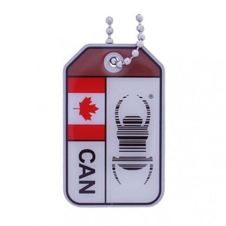 "Travel Bug ""Origins"" - Canadá"