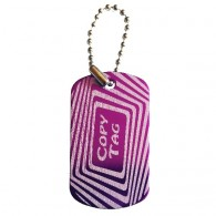 Copy Tag - Traveler de secours - Violet
