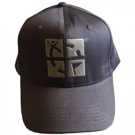 Geocaching cap with logo - Grey