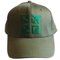 Geocaching cap with logo - Khaki