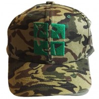 Geocaching cap with logo - Camouflage