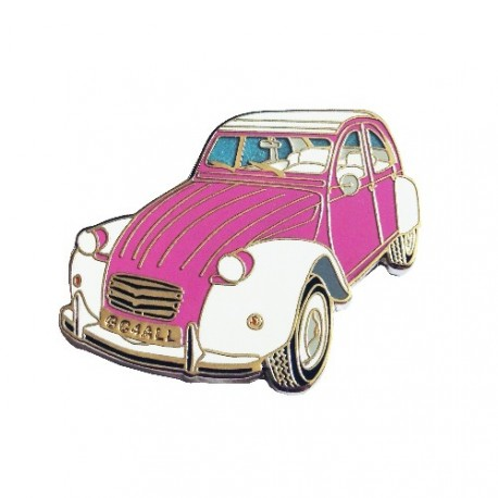 "Geocoin ""2CV"" - Bordelaise Edition (XLE 50)"