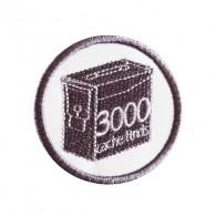Geo Score Patch - 3000 Finds