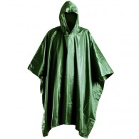 Waterproof army poncho - Khaki