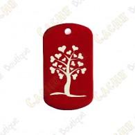 """Traveler """"Heart Tree"""" - Red"""