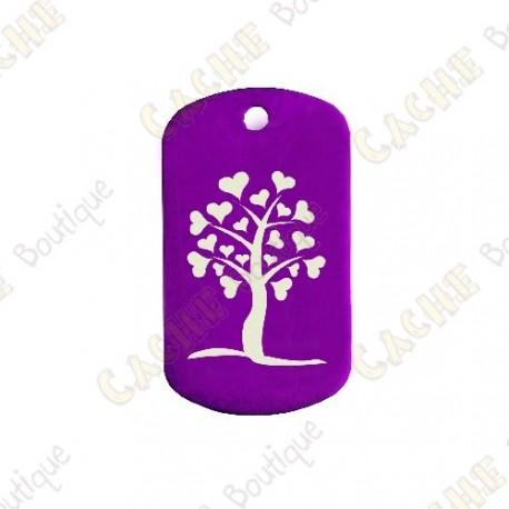 "Traveler ""Heart Tree"" - Purple"