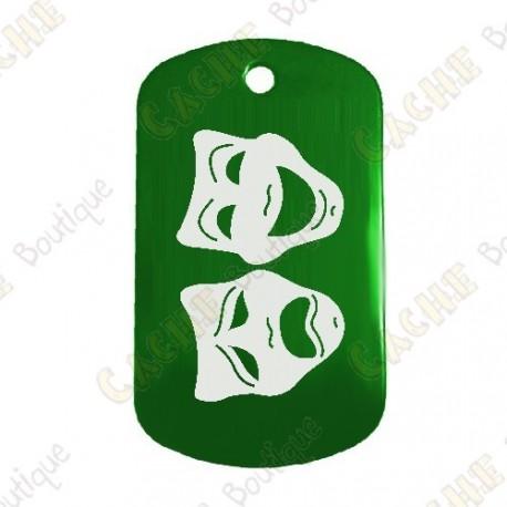 """Traveler """"Carnival"""" - Green"""