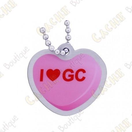 """Traveler """"I love GC"""" - Rosa"""