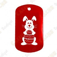 "Traveler ""Easter Bunny"" - Red"