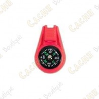 Mini compass - Red