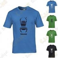 """T-Shirt trackable """"Travel Bug"""" Enfant"""