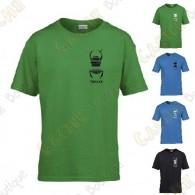 T-Shirt trackable avec votre Pseudo, Enfant