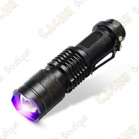 UV lamp cree zoomable