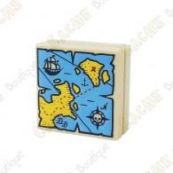 Cartão pirata LEGO™ trackable