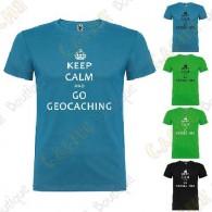 "T-Shirt ""Keep Calm"" Homme"