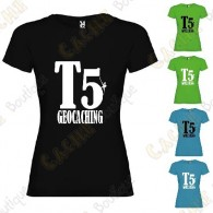 """T5"" T-shirt for Women"