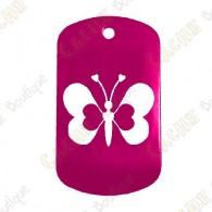 """Loving Butterfly"" Traveler - Pink"