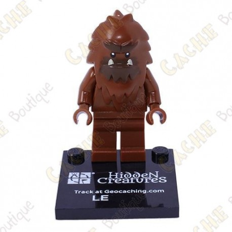Figura LEGO™ trackable - Hidden Creatures Bigfoot