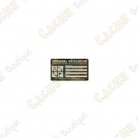 "Sticker ""Small"" - Camouflage"