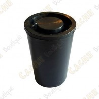 Waterproof film canister cache - Black