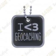"Traveler ""I love Geocaching"""