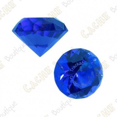 Trackable GeoGems™ - Blue