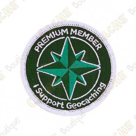 """""""Premium Member"""" patch"""