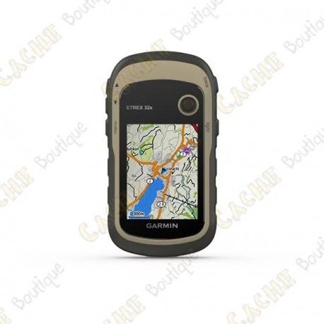 GPS Garmin eTrex® 32x - Topo Active Europe